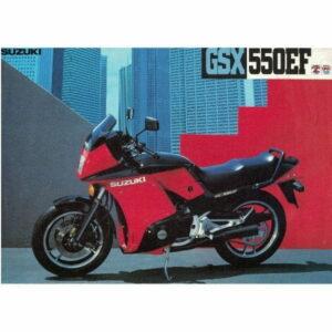 GSX550